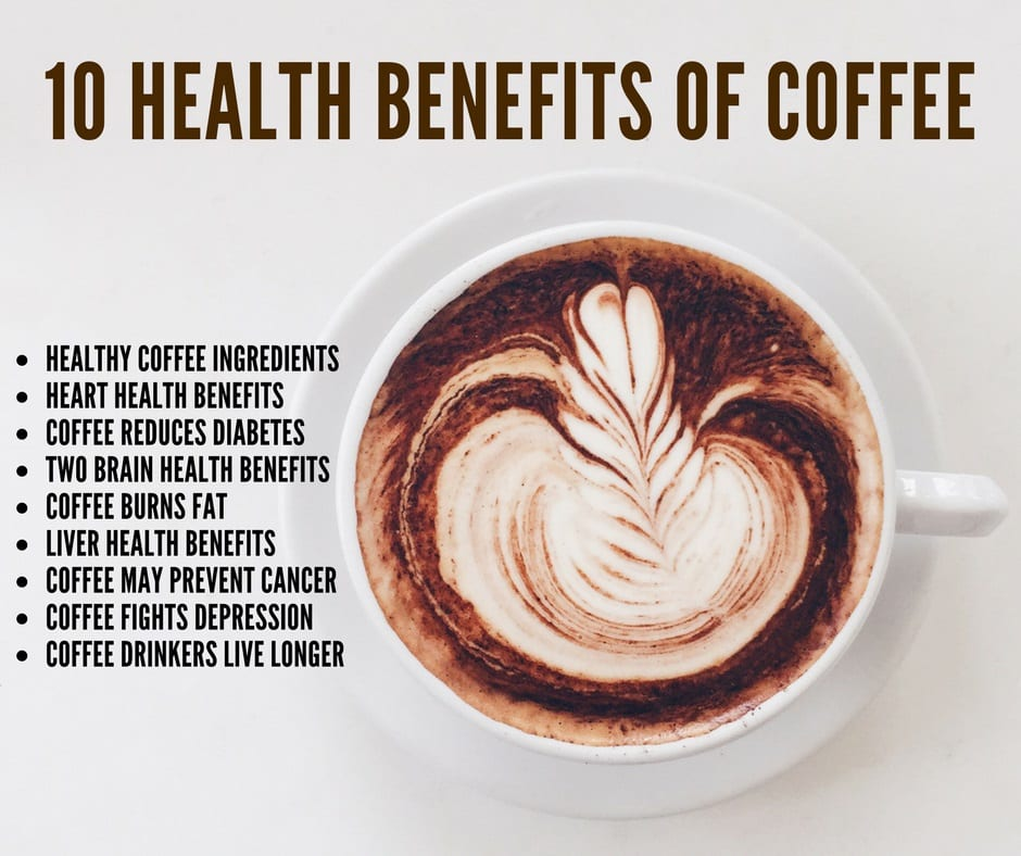 The Healthy Addiction? Coffee Study Finds More Health ...