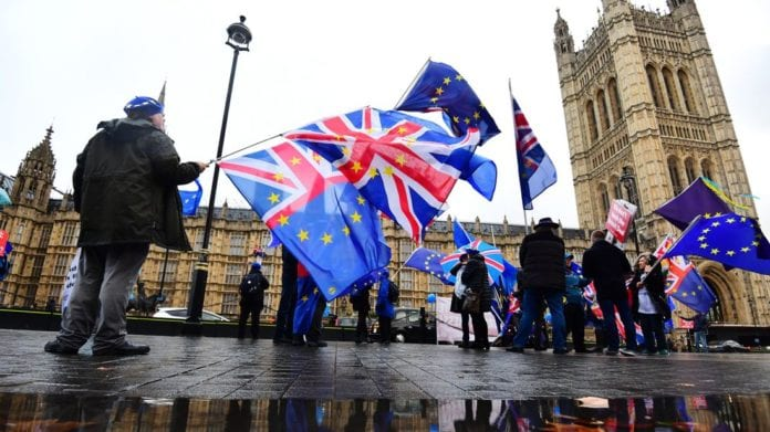Brexit to be put on hold