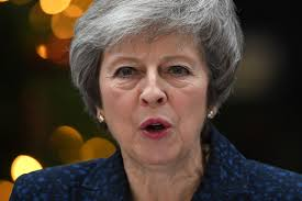 Theresa May survices confidence vote